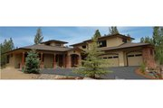 Craftsman Style House Plan - 3 Beds 4 Baths 3401 Sq/Ft Plan #895-16 Exterior - Front Elevation
