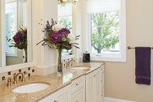 House Plan Design - Craftsman Interior - Master Bathroom Plan #928-295