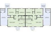 Ranch Style House Plan - 2 Beds 1 Baths 1904 Sq/Ft Plan #17-2449 Floor Plan - Main Floor Plan