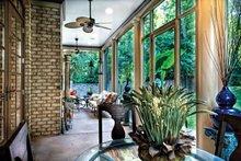 Mediterranean Exterior - Outdoor Living Plan #930-70