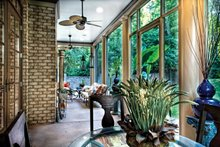 Dream House Plan - Mediterranean Exterior - Outdoor Living Plan #930-70