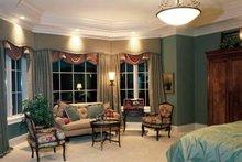 European Interior - Master Bedroom Plan #46-775