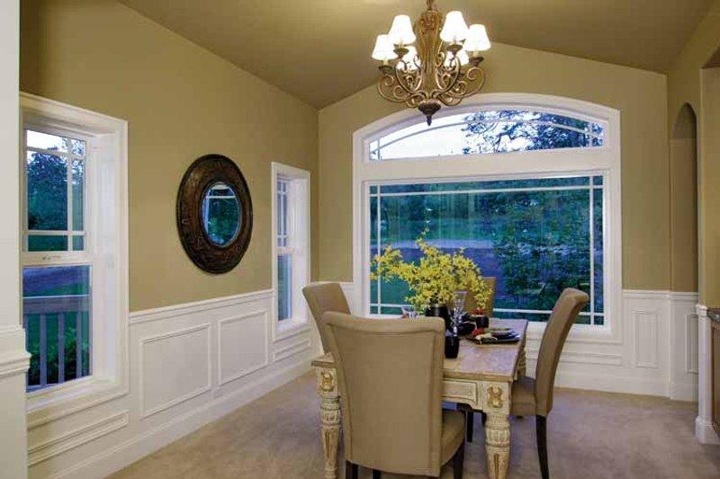 Craftsman Interior - Dining Room Plan #132-241 - Houseplans.com