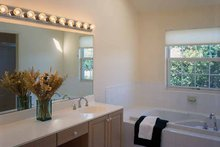 Dream House Plan - Country Interior - Bathroom Plan #314-201