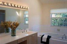 Architectural House Design - Country Interior - Bathroom Plan #314-201