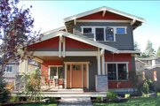 Craftsman Style House Plan - 3 Beds 2.5 Baths 2138 Sq/Ft Plan #895-2 Photo