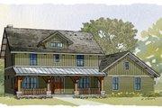 Craftsman Style House Plan - 3 Beds 2.5 Baths 2456 Sq/Ft Plan #901-76 Photo