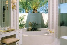 Architectural House Design - Mediterranean Interior - Bathroom Plan #930-24