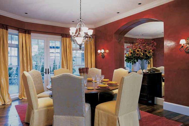 Craftsman Interior - Dining Room Plan #48-807 - Houseplans.com