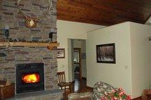 Contemporary Interior - Family Room Plan #117-849