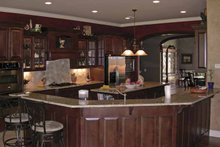 Architectural House Design - Contemporary Interior - Kitchen Plan #11-280