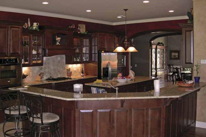 Contemporary Interior - Kitchen Plan #11-280 - Houseplans.com