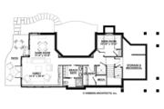 Craftsman Style House Plan - 4 Beds 2.5 Baths 2772 Sq/Ft Plan #928-272 Floor Plan - Lower Floor Plan