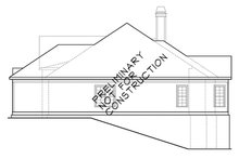 House Plan Design - Country Exterior - Other Elevation Plan #927-904