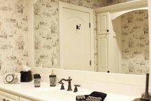 European Interior - Bathroom Plan #928-65