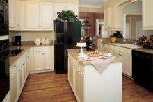 Craftsman Interior - Kitchen Plan #929-650