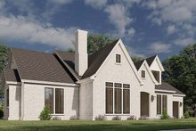 Architectural House Design - European Exterior - Other Elevation Plan #923-184