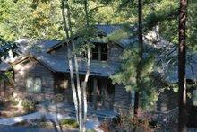 Dream House Plan - Craftsman Exterior - Other Elevation Plan #429-45