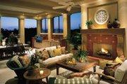 Mediterranean Style House Plan - 3 Beds 4.5 Baths 5220 Sq/Ft Plan #930-194 Interior - Other