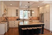 Colonial Style House Plan - 5 Beds 3.5 Baths 3355 Sq/Ft Plan #928-220 Interior - Kitchen