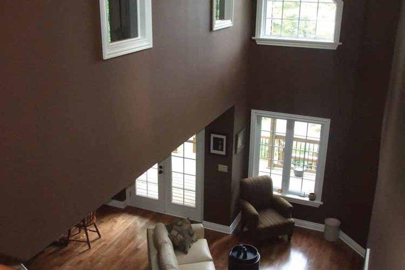 Traditional Interior - Entry Plan #118-145 - Houseplans.com