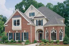 Home Plan - Mediterranean Exterior - Front Elevation Plan #927-639