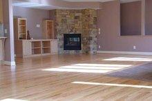 Ranch Interior - Family Room Plan #939-6