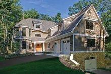 Craftsman Exterior - Front Elevation Plan #928-71