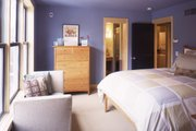 Modern Style House Plan - 4 Beds 3 Baths 1915 Sq/Ft Plan #573-1 Photo