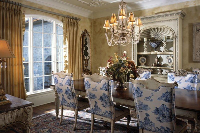 European Interior - Dining Room Plan #453-609 - Houseplans.com