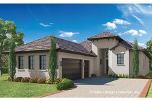 Home Plan - European Exterior - Front Elevation Plan #930-459