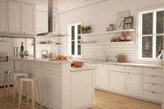 Craftsman Style House Plan - 3 Beds 3 Baths 2830 Sq/Ft Plan #888-12 Interior - Kitchen