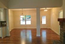 House Plan Design - Ranch Interior - Dining Room Plan #437-79
