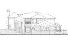 Dream House Plan - Mediterranean Exterior - Front Elevation Plan #80-184