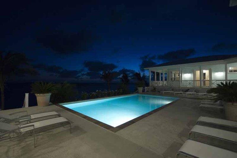 Country Exterior - Outdoor Living Plan #928-41 - Houseplans.com