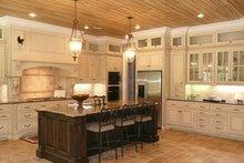 Dream House Plan - Country Interior - Kitchen Plan #927-415