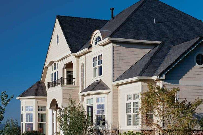 Craftsman Exterior - Front Elevation Plan #48-807 - Houseplans.com