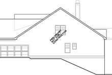 House Design - Ranch Exterior - Other Elevation Plan #927-261
