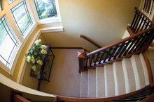 Architectural House Design - Prairie Interior - Entry Plan #928-50