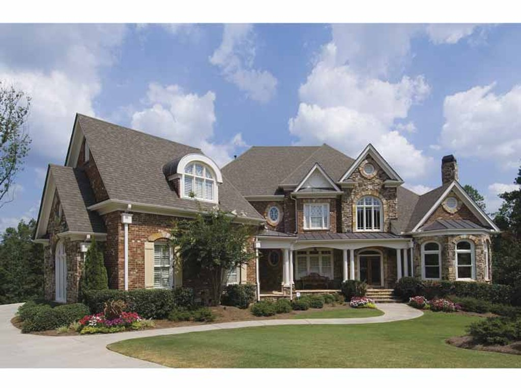 European style house plan 4 beds 4 5 baths 4680 sq ft for Www eplans com