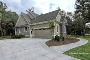 Ranch Style House Plan - 3 Beds 2 Baths 1908 Sq/Ft Plan #929-1013 Exterior - Other Elevation