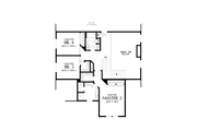 Craftsman Style House Plan - 4 Beds 3.5 Baths 2960 Sq/Ft Plan #48-994 Floor Plan - Upper Floor