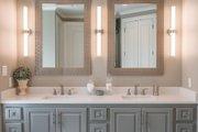 European Style House Plan - 3 Beds 2 Baths 2487 Sq/Ft Plan #430-154 Interior - Master Bathroom