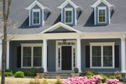 Country Style House Plan - 4 Beds 3.5 Baths 2090 Sq/Ft Plan #437-40 Exterior - Other Elevation