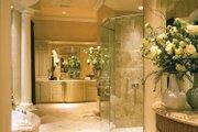 Mediterranean Style House Plan - 3 Beds 4.5 Baths 6340 Sq/Ft Plan #930-319 Interior - Bathroom