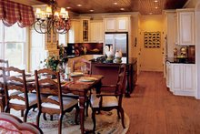House Plan Design - Country Interior - Other Plan #927-654