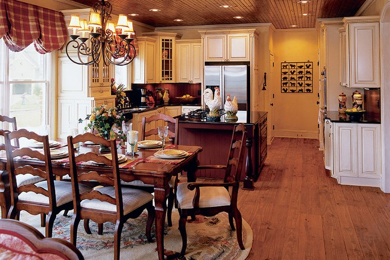 Country Interior - Other Plan #927-654 - Houseplans.com