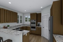 Dream House Plan - Traditional Interior - Kitchen Plan #1060-100