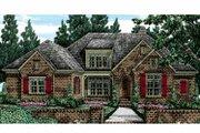 European Style House Plan - 4 Beds 4 Baths 3795 Sq/Ft Plan #927-400