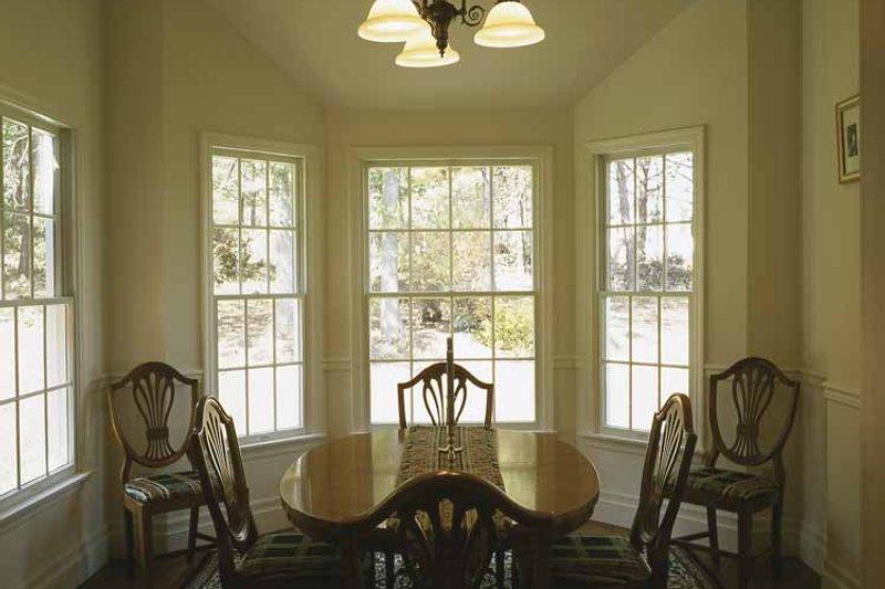 Victorian Interior - Dining Room Plan #314-188 - Houseplans.com